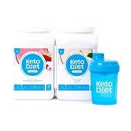 KetoDiet 2 týdenní proteinové nápoje BASIC 1. krok - Proteinová sada