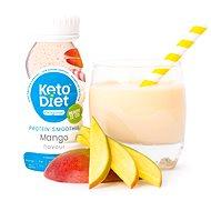 KetoDiet Proteinové smoothie Mango (200 ml – 1 porce)