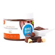 KetoDiet Proteinový krém s lískovými oříšky (250 g - 10 porcí)