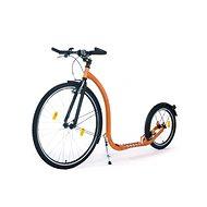 Kickbike Sport G4 Oranžová - Koloběžka