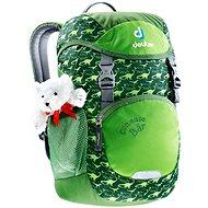 Deuter Schmusebär zelený - Dětský batoh