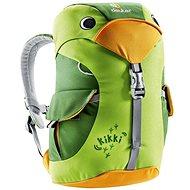 Deuter Kikki zelený - Dětský batoh
