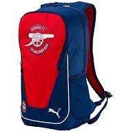 Puma Arsenal Fanwear Backpack High Risk Red-P - Městský batoh