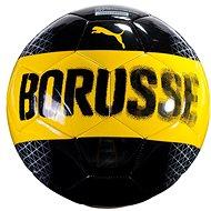 Puma BVB Fan Ball Cyber Yellow-Puma Black vel. 5 - Fotbalový míč
