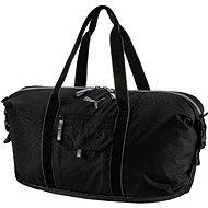 Puma Fit AT Workout Bag Puma Black-Quiet Shade - Sportovní taška