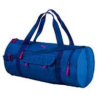 Puma Fit AT Sports Duffle True Blue - Ultra Magnet Adult - Sportovní taška