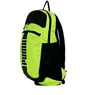 Puma Deck Backpack II Safety Yellow-Puma - Městský batoh