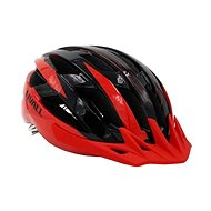Livall MT1 smart MTB Red M - Helma na kolo