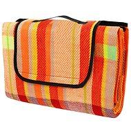 Calter Party pikniková, barevný proužek - Pikniková deka