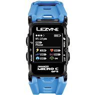 Lezyne GPS Watch Color HR Cyan - Sporttester