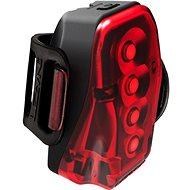 Lezyne Laser Drive Rear Black - Světlo na kolo