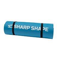 Sharp Shape Mat blue