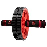 Sharp Shape AB Wheel red - Posilovací kolečko