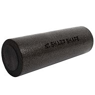 Sharp Shape Foam Roller 45 black - Massage Roller