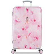 Suitsuit Botanica Blossom M - Cestovní kufr s TSA zámkem
