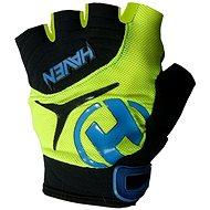 Haven Demo kid short green/blue vel. 2 - Cyklistické rukavice