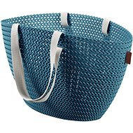 Curver Knit Emily blue bag - Shopping Bag