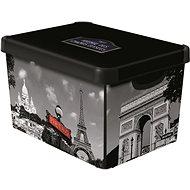 Curver Decobox - L - Paříž - Úložný box