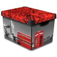 Curver Decobox - L - Londýn - Úložný box