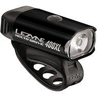 Lezyne Hecto drive 400xl black/hi gloss - Světlo na kolo