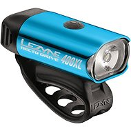 Lezyne Hecto drive 400xl blue/hi gloss - Světlo na kolo