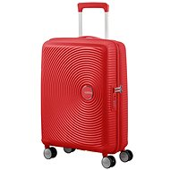 American Tourister Soundbox Spinner 55 Exp Coral Red