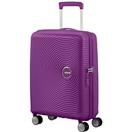 American Tourister Soundbox Spinner 55 Exp Purple Orchid