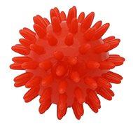 Kine-MAX Pro-Hedgehog Massage Ball - červený - Masážní míč