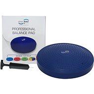 Kine-MAX Professional Balance Pad - modrý - Balanční polštářek