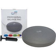 Kine-MAX Professional Balance Pad - stříbrný - Balanční polštářek