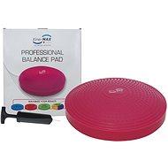Kine-MAX Professional Balance Pad - růžový - Balanční polštářek