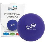 Kine-MAX Professional OverBall  - modrý - Gymnastický míč