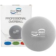 Kine-MAX Professional OverBall - stříbrný - Gymnastický míč