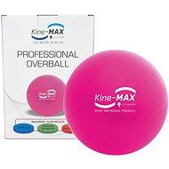 Kine-MAX Professional OverBall - růžový - Gymnastický míč