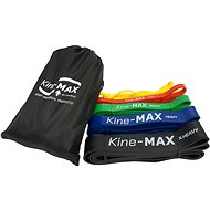 Kine-MAX Professional Super Loop Resistance Band Kit - Posilovací guma