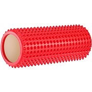 KreFit Roller Dots, 32cm, Red - Massage Roller