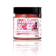 BIG BOY Grand Zero s bílou čokoládou a jahodami 250g - Ořechový krém
