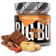 BIG BOY Grand Zero s mléčnou čokoládou 250g - Ořechový krém