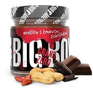 BIG BOY Grand Zero s tmavou čokoládou 250g - Ořechový krém