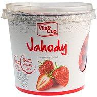 Vitacup Freeze-Dried Strawberries, 25g - Freeze-Dried Fruit