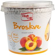 Vitacup broskve lyofilizované 35g - Lyofilizované ovoce