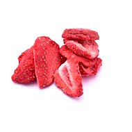 Vitacup Freeze-Dried Strawberry Slices, 80g - Freeze-Dried Fruit