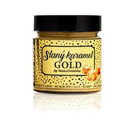 BIG BOY Slaný karamel GOLD @mamadomisha 250g - Ořechový krém