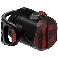 Lezyne FEMTO USB DRIVE REAR BLACK - Světlo na kolo