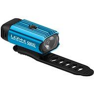 Lezyne HECTO DRIVE 500XL, BLUE/HI GLOSS