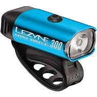 Lezyne Mini Drive 300 blue/hi gloss - Světlo na kolo