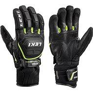 Leki rukavice Glove Worldcup Race Coach Flex S GTX black-yellow - Rukavice