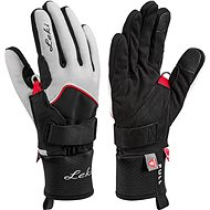 Leki rukavice Glove Nordic Thermo Shark Lady white-black-red vel. 8 - Rukavice