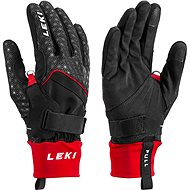 Leki rukavice Glove Nordic Circuit Shark black-red vel. 7 - Rukavice