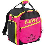 Leki Ski Boot Bag WCR 60 l, neonpink-black-neonyellow - Vak na lyžařské boty